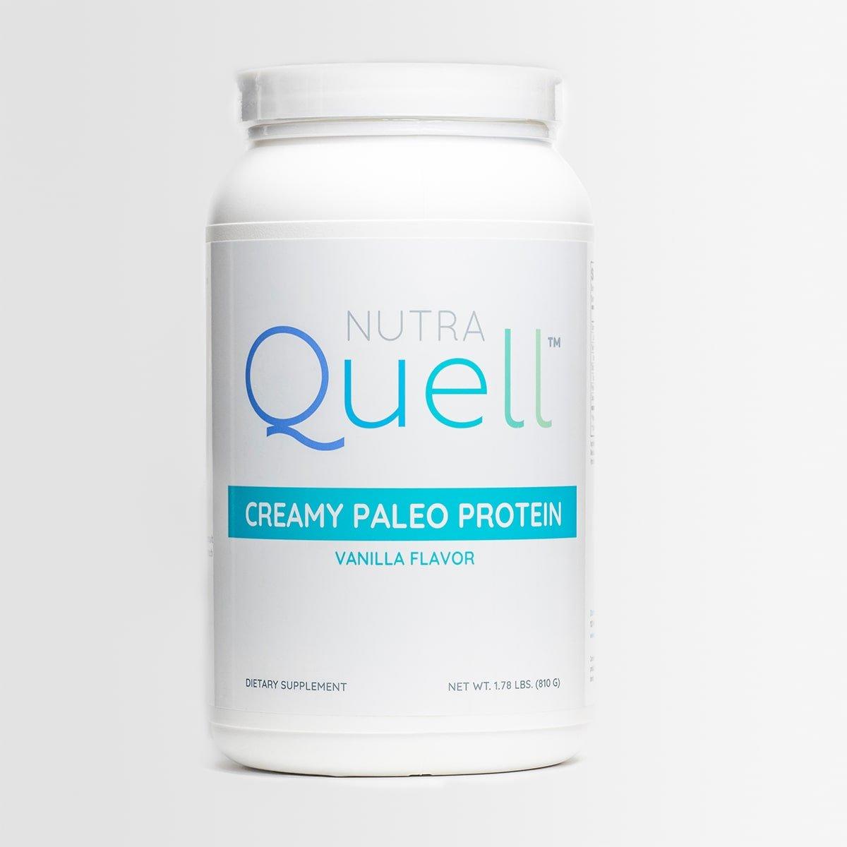 Creamy Paleo Protein (Vanilla)