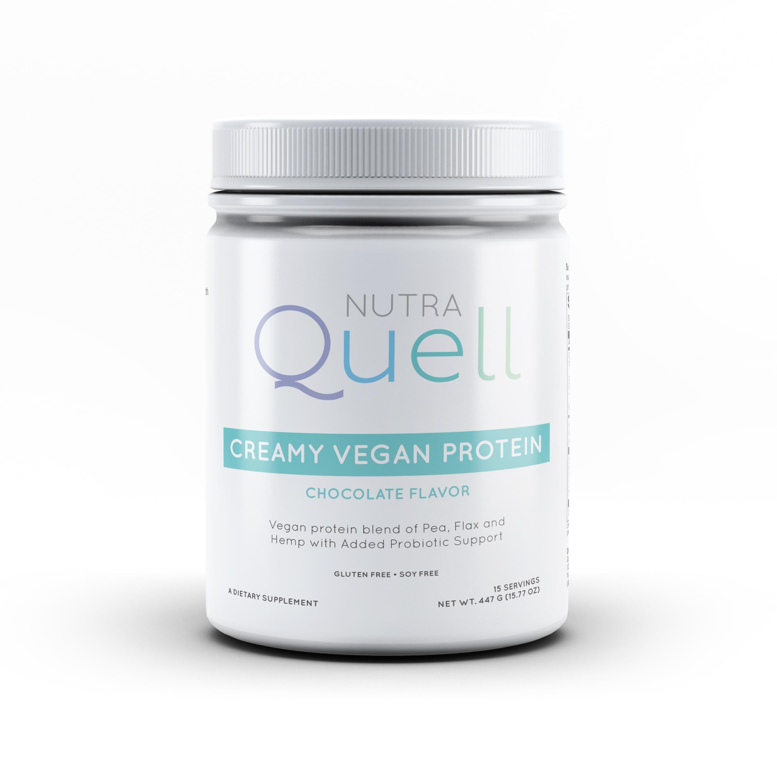 Creamy Vegan Protein Chocolate