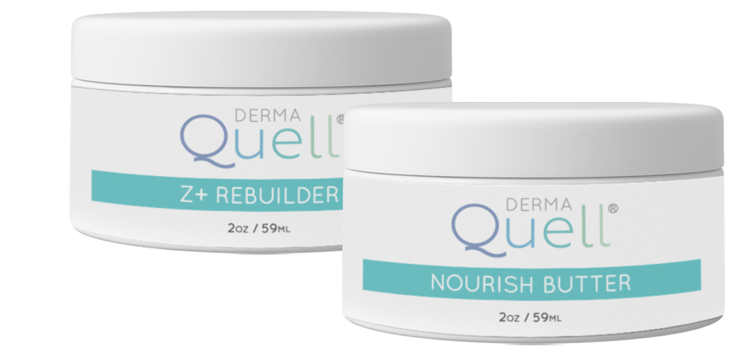 Z+ Rebuilder and Nourish Butter Package