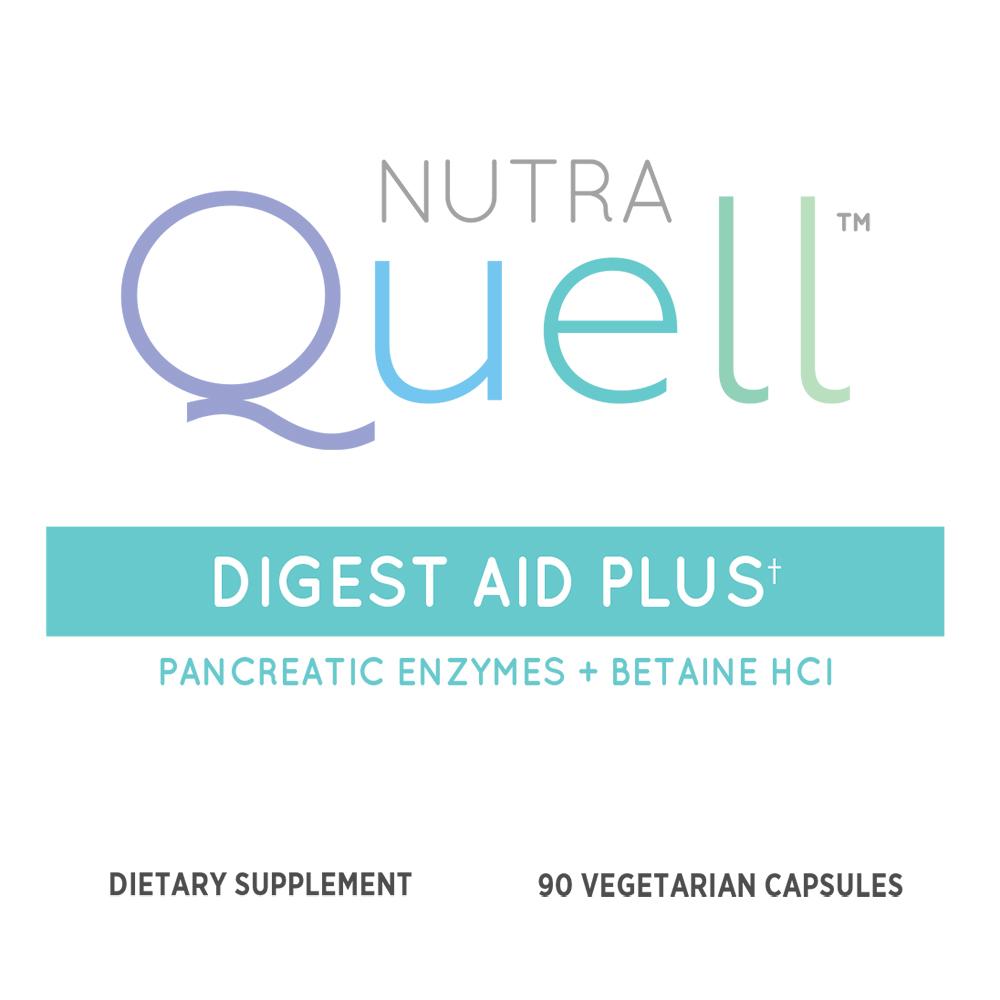 Digest Aid Plus Front Label